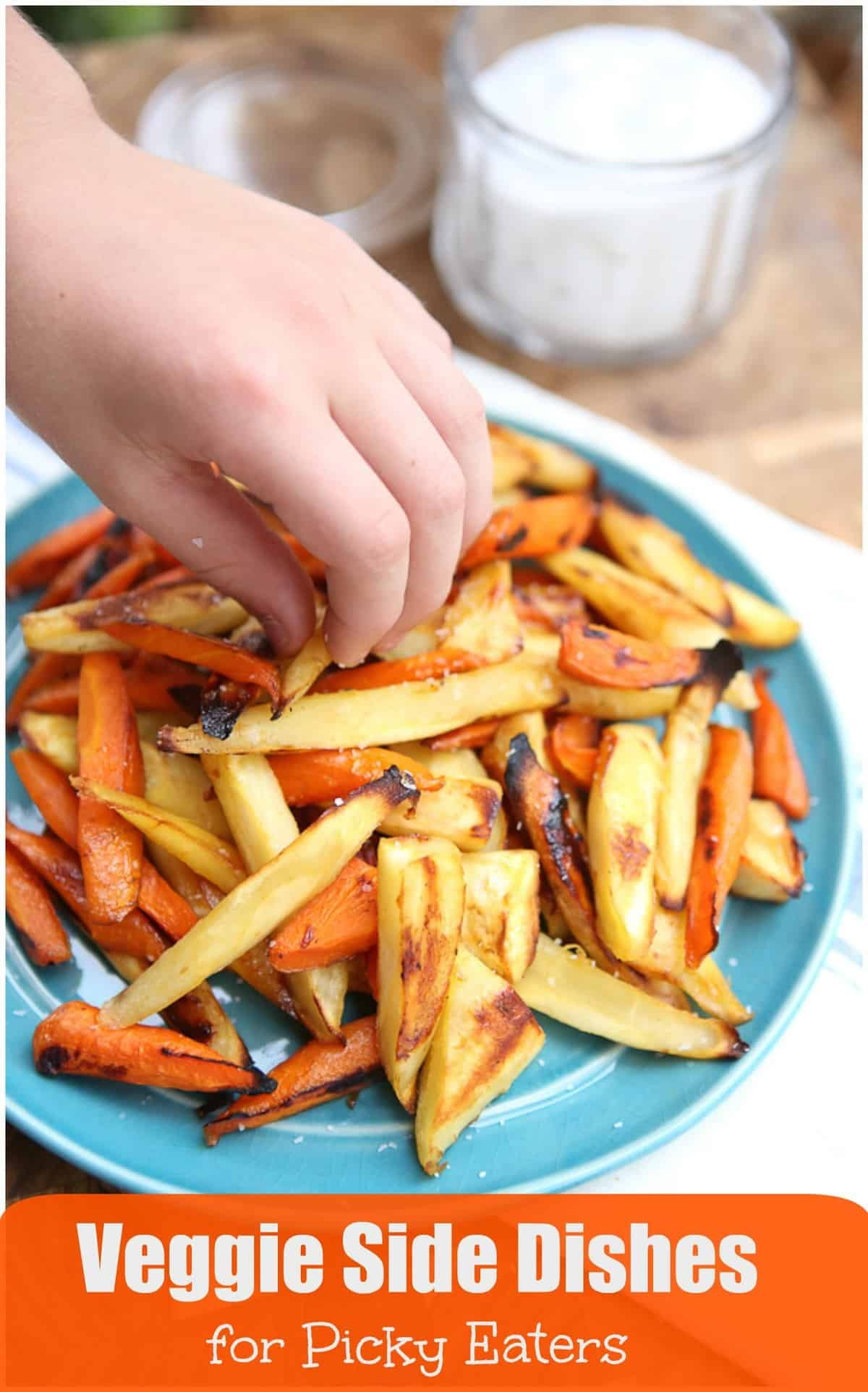 Veggie Side Dishes for Picky Eaters