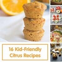 16 Kid-Friendly Citrus Recipes