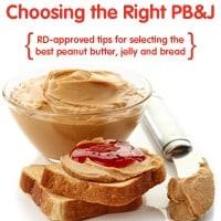 Choosing the Right PB&J