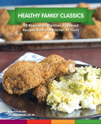 The New Healthy Family Classics Cookbook is Here!