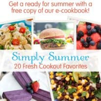 Simply Summer: 20 Fresh Cookout Favorites