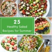 25 Healthy Salad Recipes for Summer