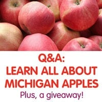 Q&A: Learn All About Michigan Apples