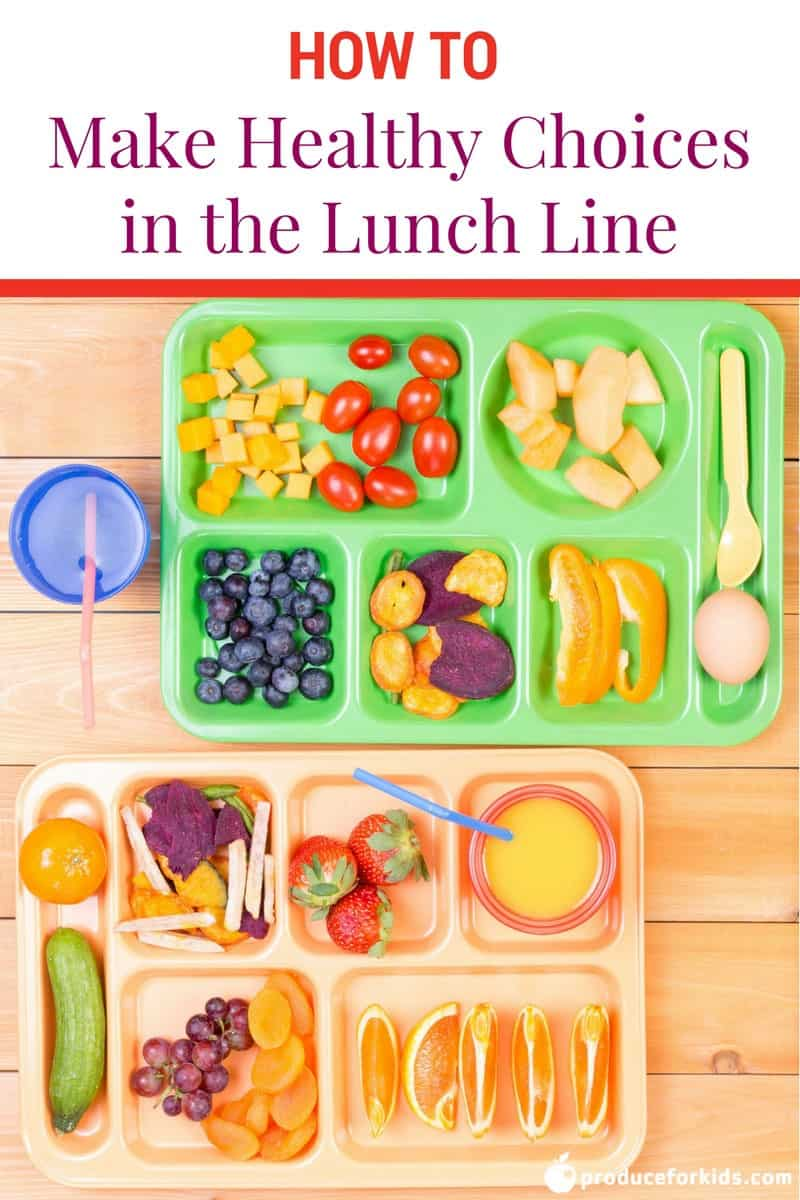 How to Make Healthy Choices in the School Cafeteria forecast