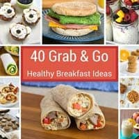 40 Grab-and-Go Healthy Breakfast Ideas