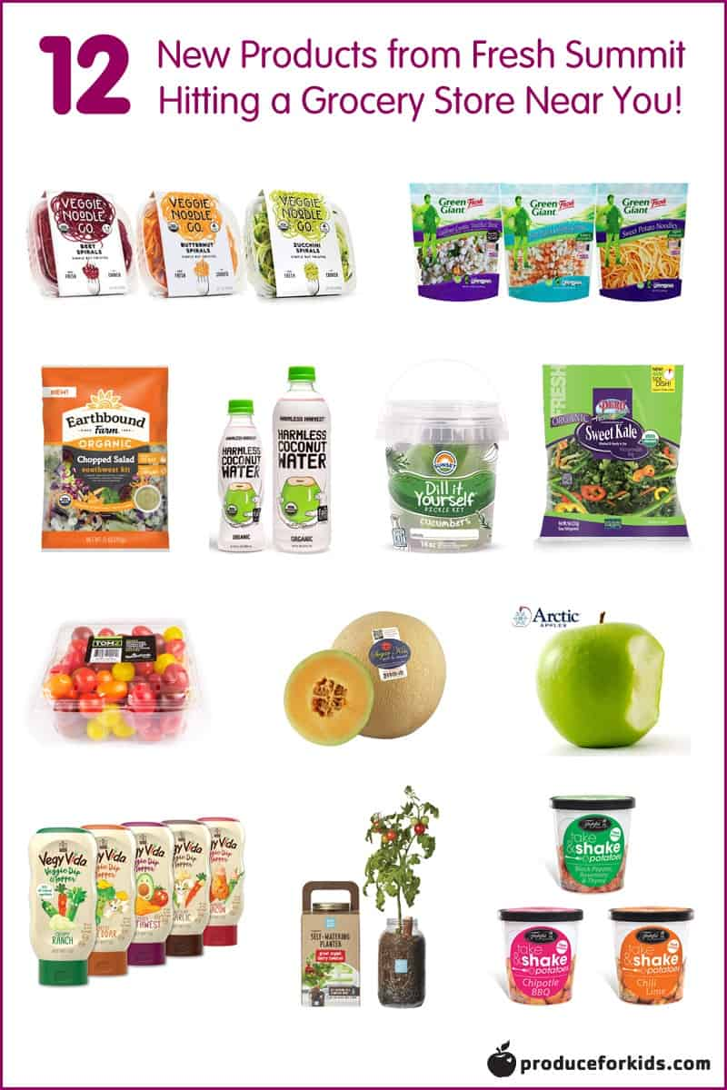 12 New Products from Fresh Summit Hitting a Grocery Store Near You!