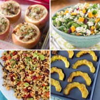 30 Healthy Holiday Side Dishes
