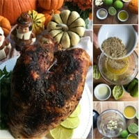 "Caribbean Style Turkey ""Pavochón"" for Thanksgiving"