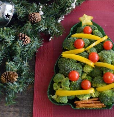 Christmas Tree Veggie Tray.Christmas Tree Veggie Tray Landscape Wm Produce For Kids