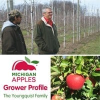 Michigan Apple Grower Profile: The Youngquist Family