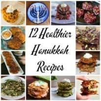 12 Healthier Hanukkah Recipes