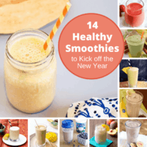 14 Healthy Smoothies to Kick of the New Year