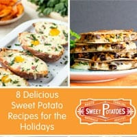 8 Delicious Sweet Potato Recipes for the Holidays