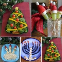 Fun Snacks for the Holiday Season