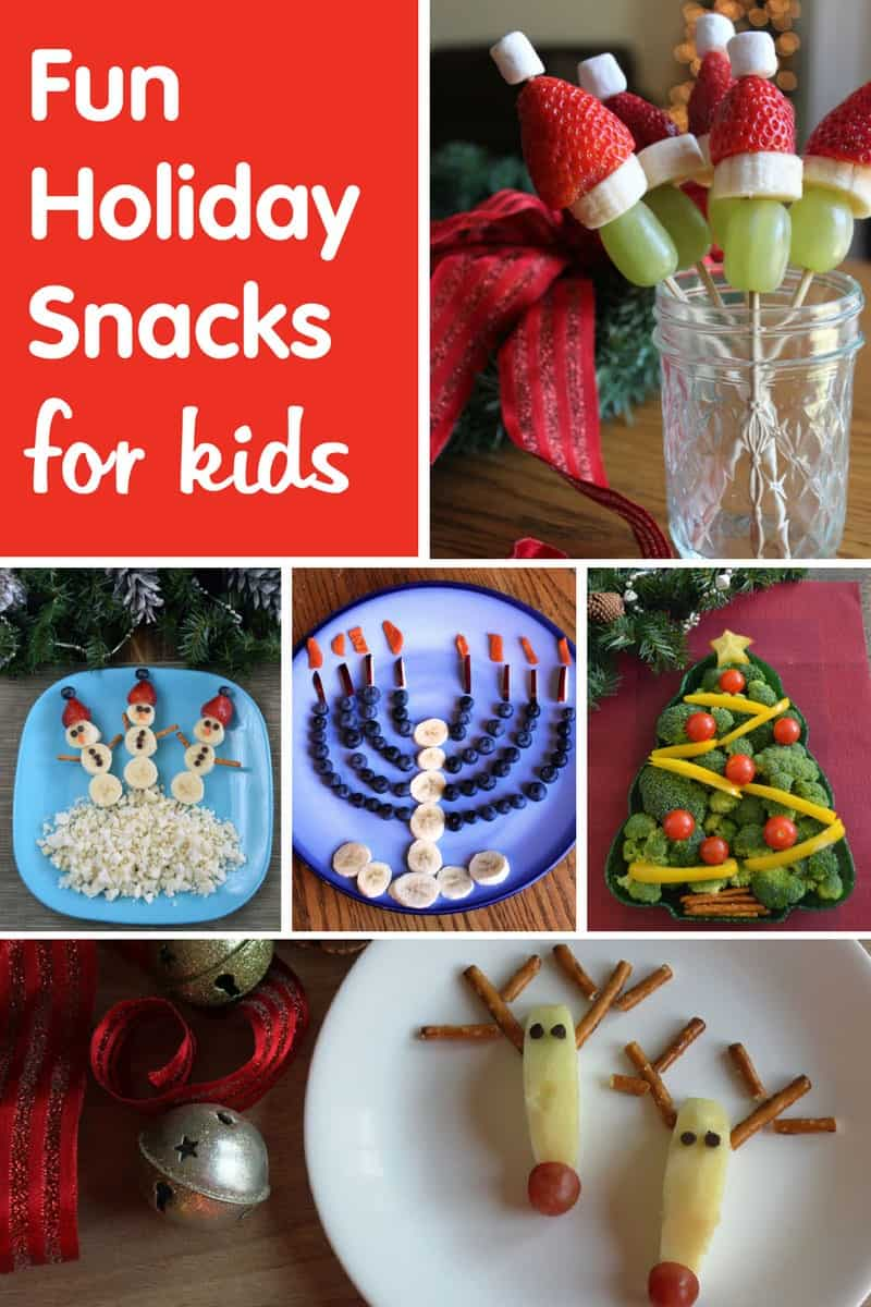 Fun Snacks for the Holiday Season