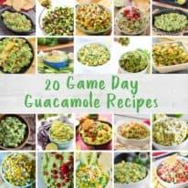 20 Game Day Guacamole Recipes