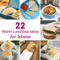22 Warm Lunchbox Ideas for Winter