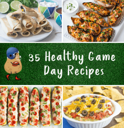 35 Healthy Game Day Recipes