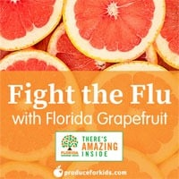 Fight the Flu with Florida Grapefruit