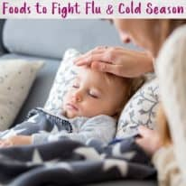 Foods to Fight Flu & Cold Season