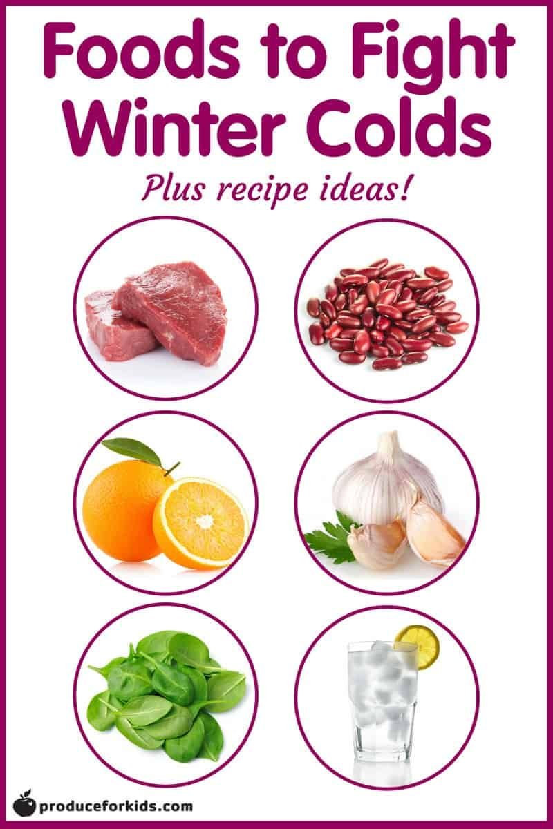Foods to Fight Winter Colds
