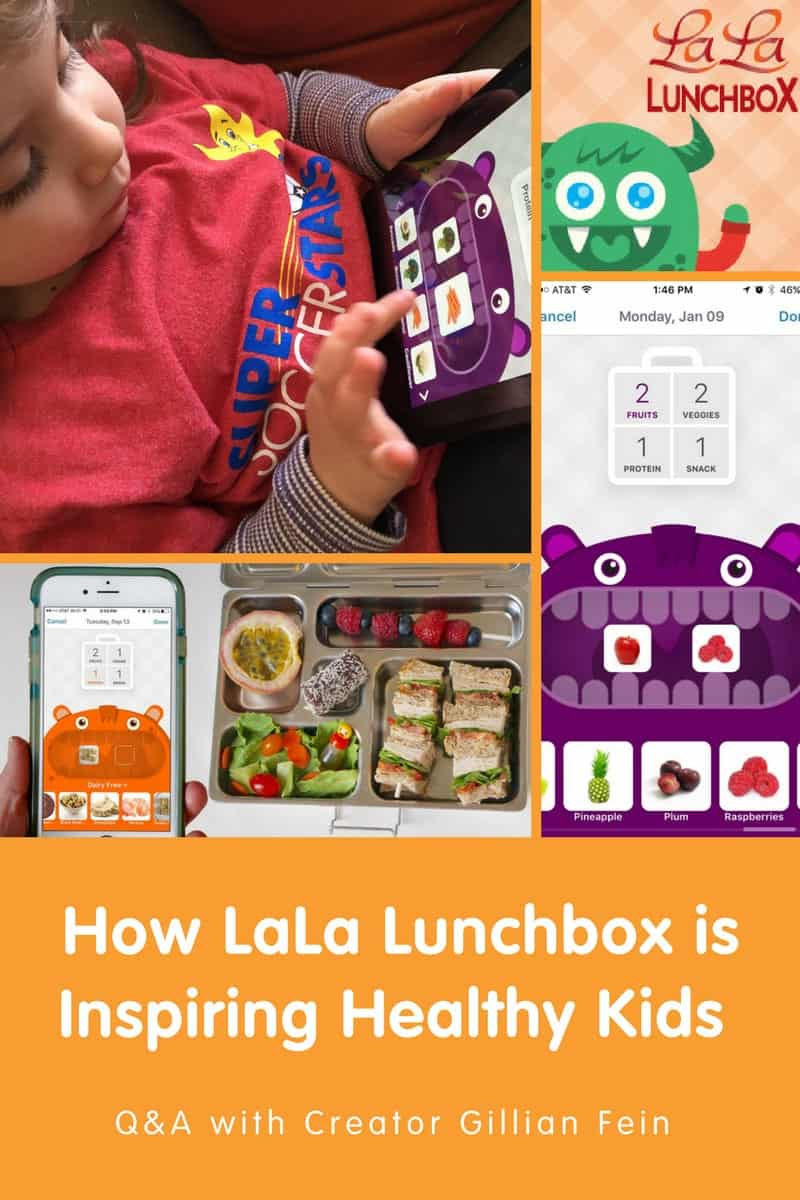 How LaLa Lunchbox is Inspiring Healthy Kids