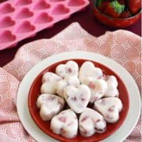 Strawberry & Yogurt Bites