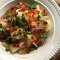 Yuca Salad