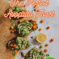 How To Make The Perfect Avocado Toast