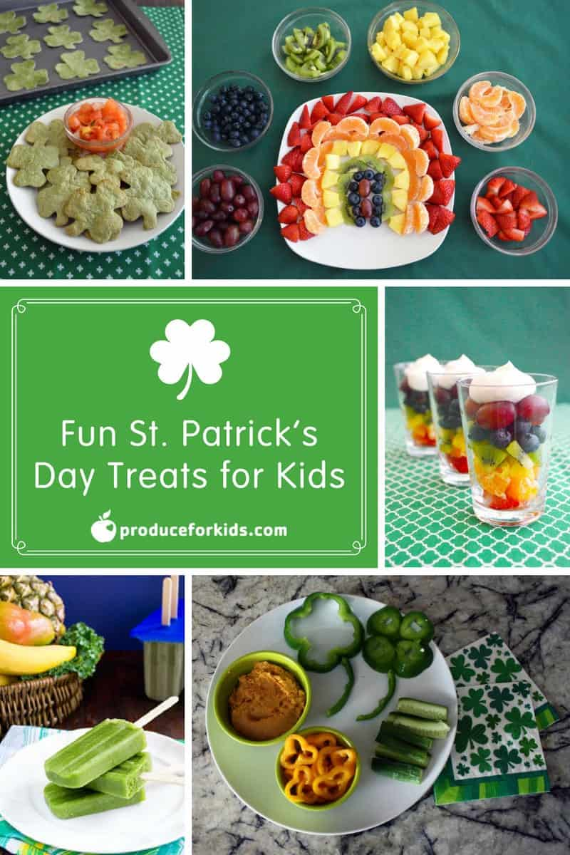 Fun St. Patrick's Day Treats for Kids