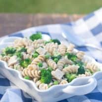 Quick & Easy Tuna Pasta Salad