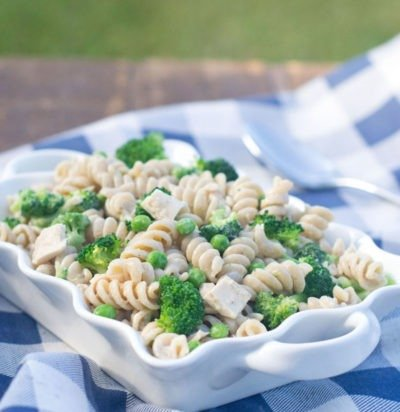 Quick & Easy Tuna Pasta Salad