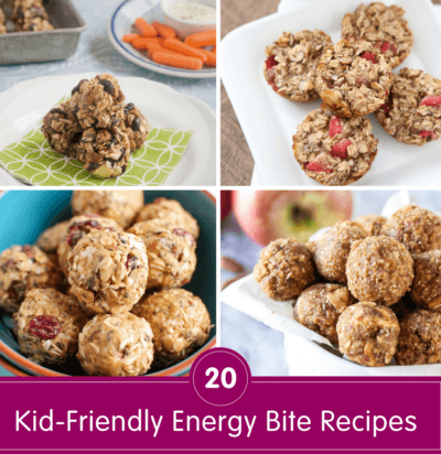 20 Kid-Friendly Energy Bite Recipes