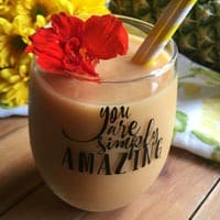 Mother's Day Tropical Smoothie