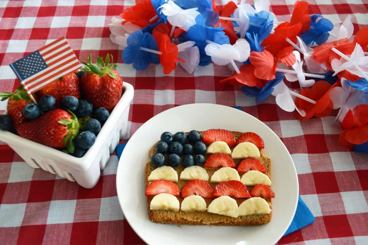 American Flag Toast Feature Image