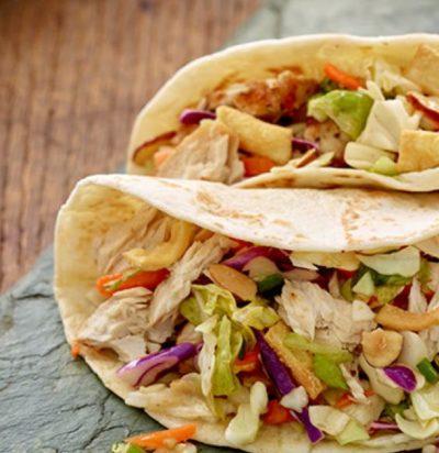Tailgating Fish Tacos