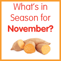 What's in Season for November?