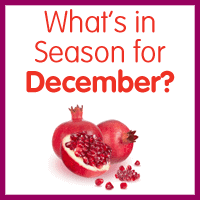 What's in Season for December?