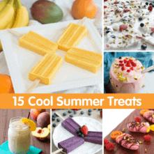 15 Cool Summer Treats