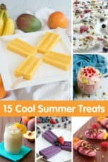 15 Cool Summer Treats