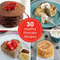 30 Healthy Pancake Recipes