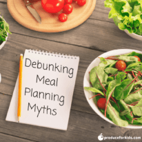 Debunking Meal Planning Myths