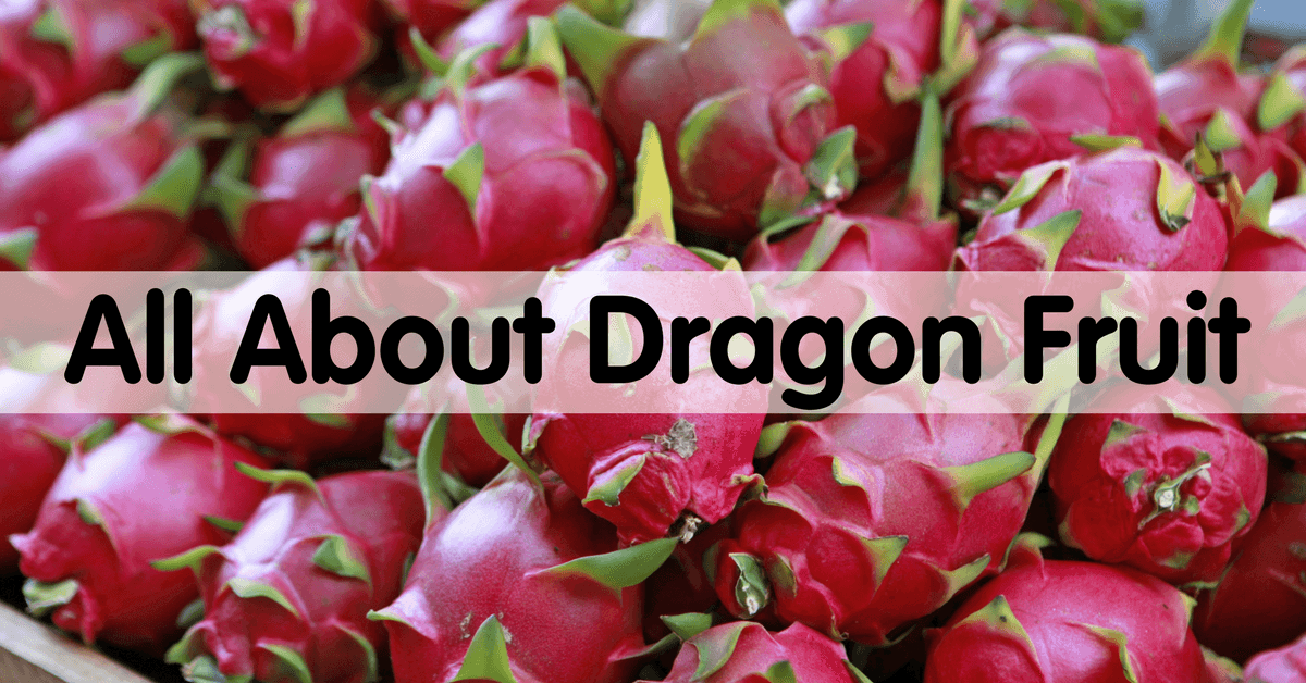 All About Dragon Fruit How To Pick Prepare Store Dragon Fruit