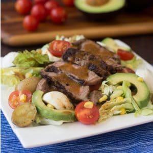Steak & Roasted Potato Salad