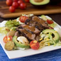 Steak & Roasted Potato Salad