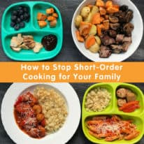 How to Stop Short-Order Cooking for Your Family