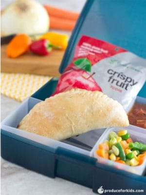 Kid-Friendly Lunchbox Empanadas