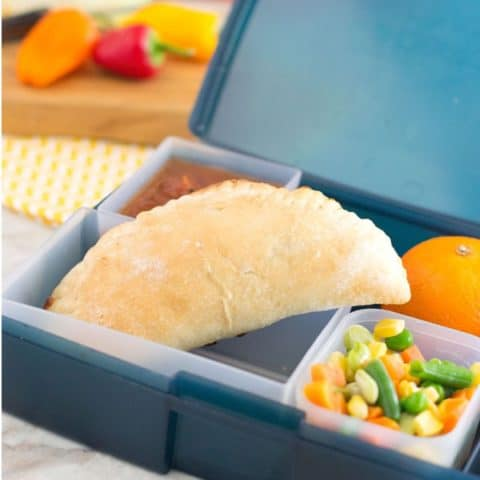 Kid-Friendly Lunchbox Empanadas