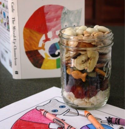 The Mixed Up Chameleon Trail Mix