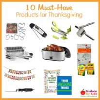 10 Must-Have Products for Thanksgiving